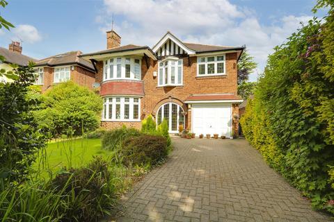 4 bedroom detached house for sale - Ellesmere Road, West Bridgford, Nottinghamshire, NG2 7DE