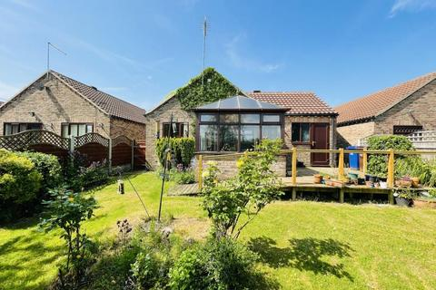 2 bedroom detached bungalow for sale - Summerfield Drive, Brotherton, Knottingley