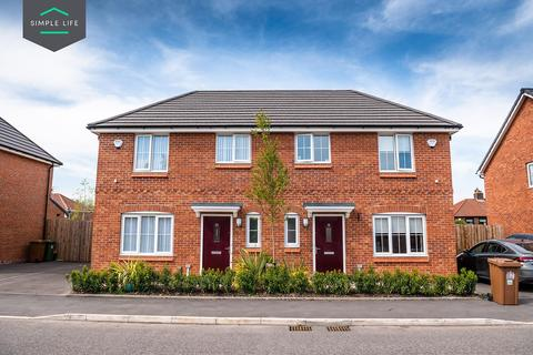 3 bedroom terraced house to rent - Richard Darroch way, Cheshire