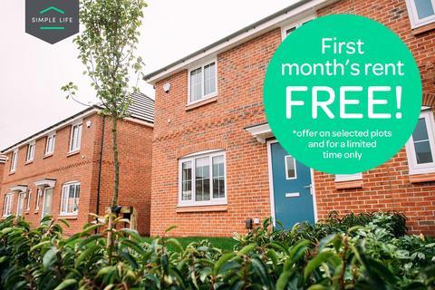 3 bedroom terraced house to rent - West Street, Crewe