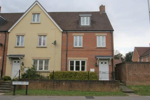 3 bedroom end of terrace house to rent - Trinity View Road, Tidworth, SP9