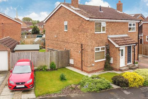 3 bedroom semi-detached house for sale - Villa Close, Hemingbrough, Selby, YO8