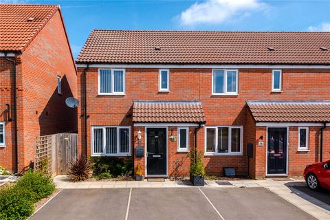 3 bedroom semi-detached house for sale - Snow Close, Holdingham, Sleaford, NG34