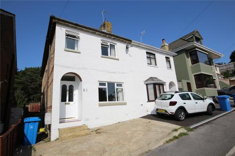3 bedroom semi-detached house to rent - Palmerston Road, Parkstone, Poole, BH14