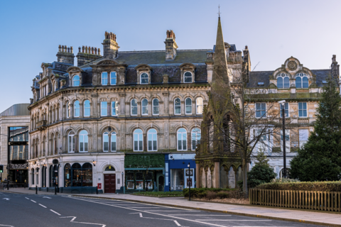 2 bedroom apartment for sale - Apartment 1, First Floor at Station Square,  Station Square, Harrogate HG1