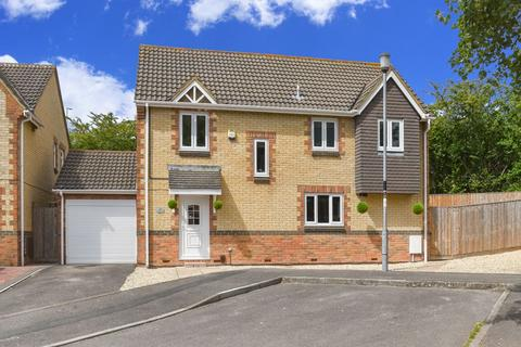 4 bedroom detached house for sale - Chicory Close, Swindon SN2 2QA