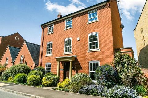 5 bedroom detached house for sale - Rockbourne Road, Sherfield on Loddon, Hook, RG27
