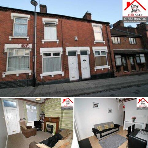3 bedroom terraced house for sale - Eagle street , Hanley , Stoke-on-Trent  ST1