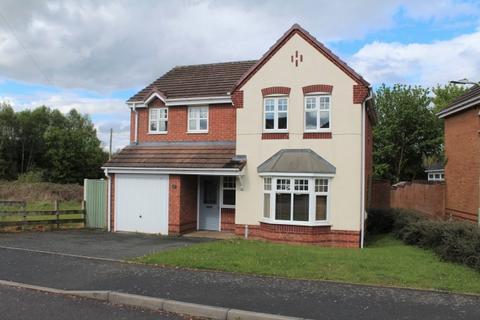 4 bedroom detached house to rent - 60 Daniels Cross , Newport, Shropshire, TF10 7XJ