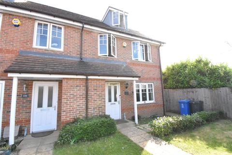 4 bedroom townhouse to rent - Larchfield Road, Maidenhead, Berkshire, SL6