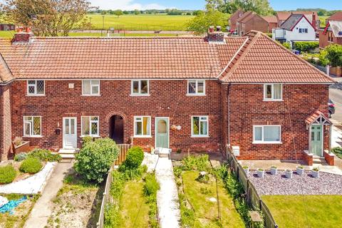 2 bedroom terraced house for sale - Curson Terrace, Cliffe, Selby, YO8