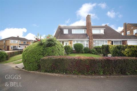 3 bedroom semi-detached house for sale - Forrest Crescent, Luton, LU2