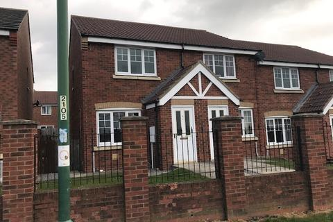 2 bedroom terraced house to rent - Temple Forge Mews, Templetown, Consett DH8
