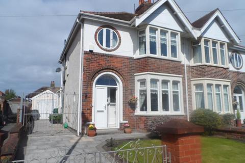 3 bedroom semi-detached house for sale - Gosforth Road, Blackpool, FY2 9UB
