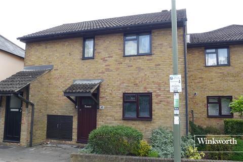 1 bedroom ground floor flat for sale - St Albans Road, High Barnet, EN5