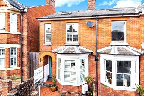 4 bedroom end of terrace house to rent - Fairfield Road, Winchester, Hampshire, SO22