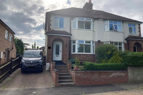 3 bedroom semi-detached house to rent - Wood End Rd, Cranfield MK43