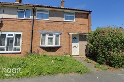 2 bedroom end of terrace house for sale - Fullers Mead, Harlow