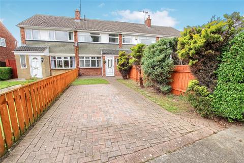 3 bedroom terraced house for sale - Cleadon Avenue, Billingham