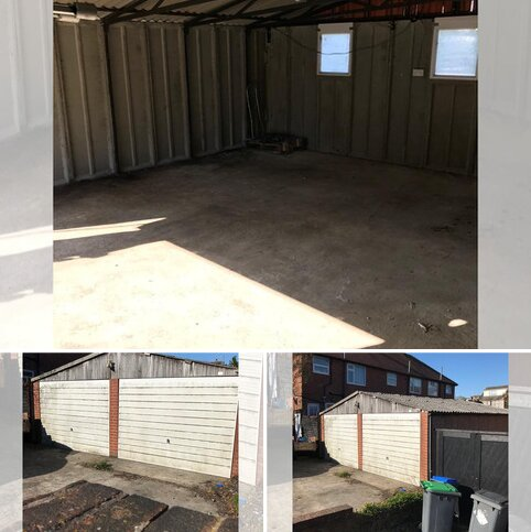 Garage to rent - BLACKPOOL FY2