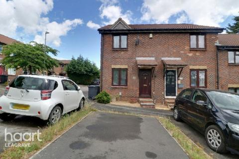 2 bedroom end of terrace house for sale - Coverdale, Luton
