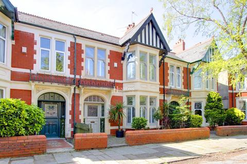 4 bedroom terraced house for sale - Kimberley Road, Penylan, Cardiff