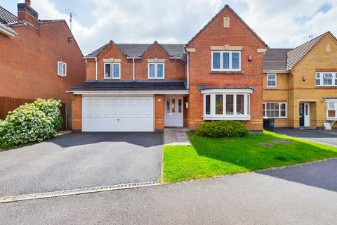 5 bedroom detached house for sale - Woodburn Rd, Norton le Moors, Stoke-on-Trent, ST6