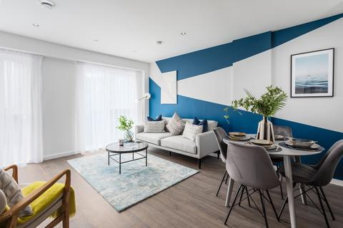 1 bedroom apartment for sale - Apartment 405, 1 bedroom apartment at Brunel Street Works,  Silvertown Way E16