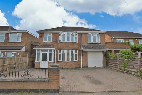 4 bedroom detached house for sale - Sturdee Road, Leicester, LE2 9EA