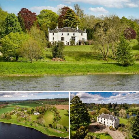 8 bedroom detached house for sale - Cargill House, Cargill, Perth, PH2