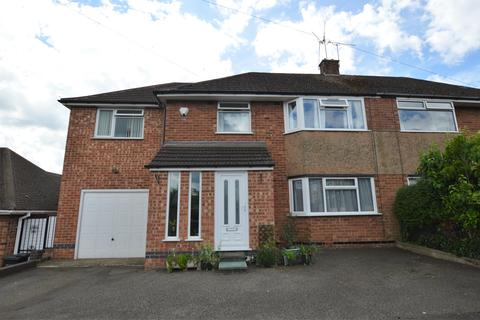 4 bedroom semi-detached house for sale - Eastway Road, Wigston, LE18 1NH