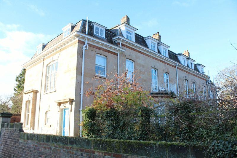 1 Bedroom Apartment Flat for sale in Pountney Gardens, Belle Vue Road, Shrewsbury, SY3 7LG