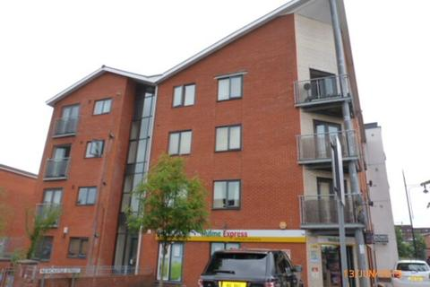 2 bedroom flat to rent - Newcastle Street, Hulme, Manchester,  M15 6HF