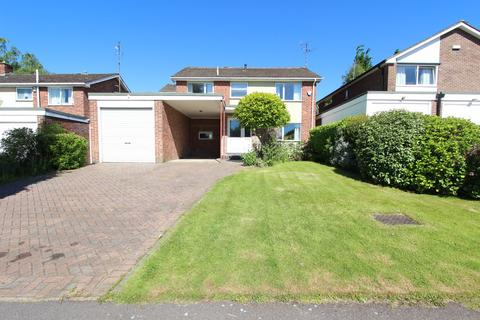 4 bedroom detached house to rent - Hill Turrets Close, Sheffield