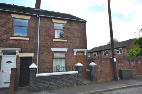 3 bedroom end of terrace house to rent - Brindley Street, Newcastle
