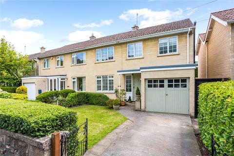3 bedroom semi-detached house for sale - Henrietta Gardens, Bath, BA2
