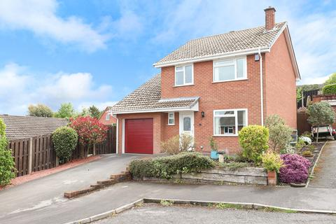 3 bedroom detached house for sale - Mulberry Close, Wingerworth, Chesterfield