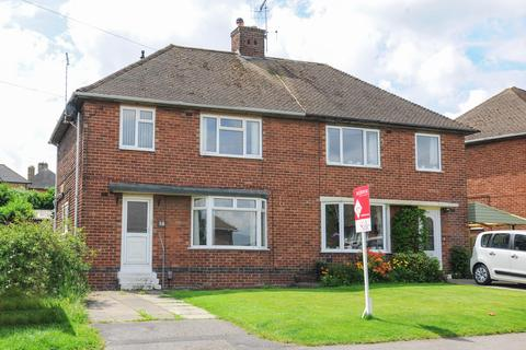 2 bedroom semi-detached house for sale - Windermere Road, Chesterfield
