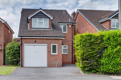 3 bedroom detached house for sale - Crabtree Lane, Bromsgrove, B61 8PQ