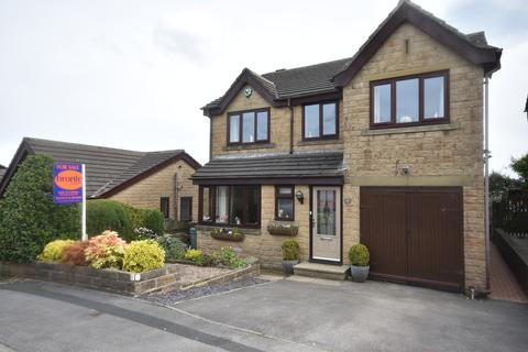 5 bedroom detached house for sale - Edale Grove, Queensbury