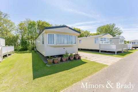 2 bedroom park home for sale - Newport Road, Hemsby