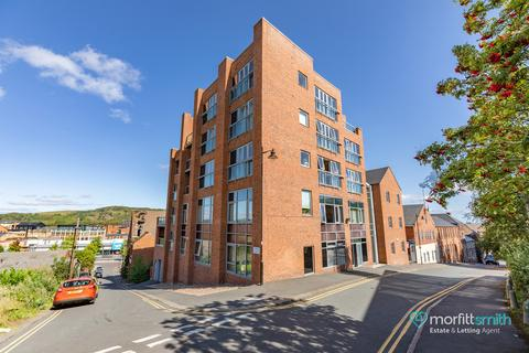 Studio for sale - White Croft Works, Furnace Hill, S3 7AH - Large Balcony