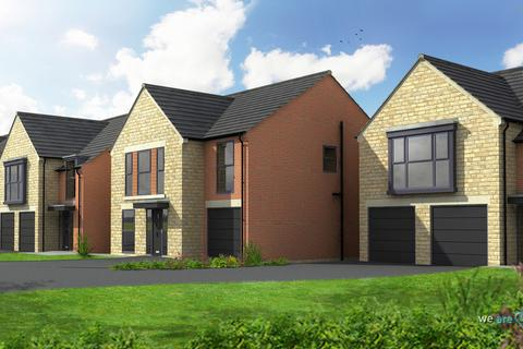 5 bedroom detached house for sale - Plot 1 Manor Rise, Manor Road, Kiveton Park Station, S26 6PB