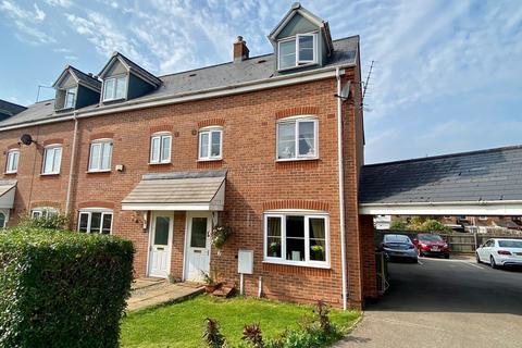 4 bedroom townhouse to rent - Templar Drive, Stockingford, Nuneaton