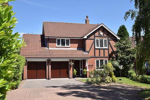 4 bedroom detached house for sale - Spurston Close, High Legh