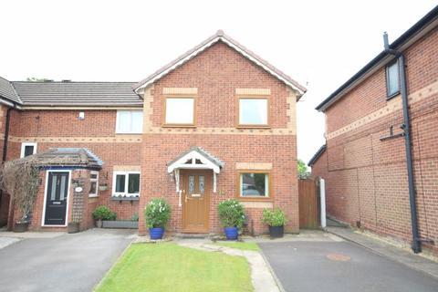 3 bedroom townhouse for sale - DOBBIN DRIVE, Kirkholt, Rochdale OL11 2JH