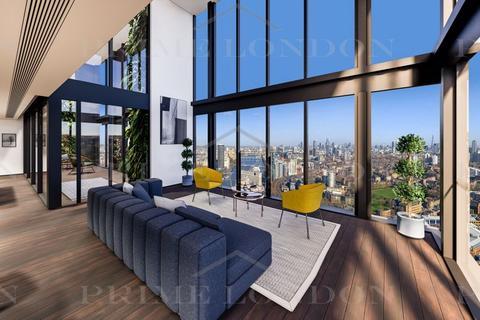 4 bedroom penthouse for sale - Damac Tower, Nine Elms, London