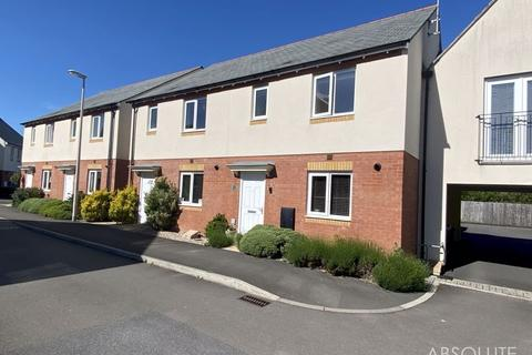 3 bedroom terraced house for sale - Templer Place, Newton Abbot