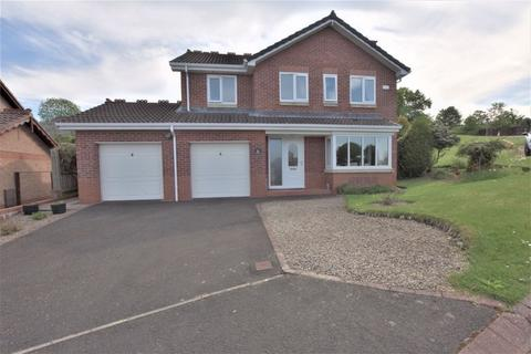 4 bedroom detached house for sale - The Chase, Causey Hill, Hexham