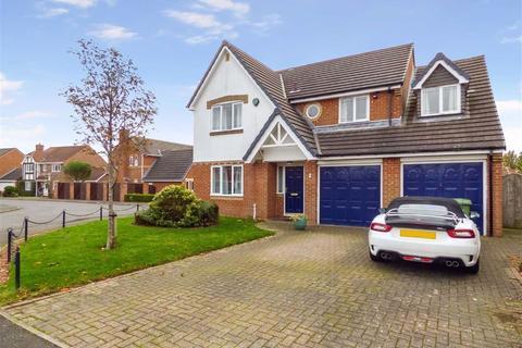 5 bedroom detached house to rent - Earlston Way, Cramlington